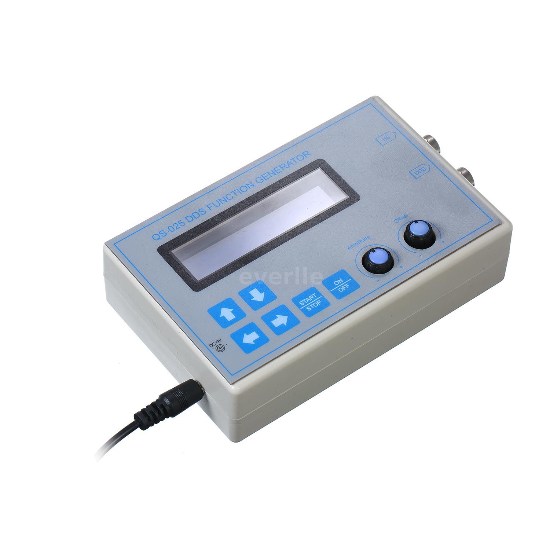 1Hz-500KHz DDS-Funktionssignal Sinus Rechteck Dreieck Wellenfrequenzgenerator